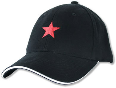 Che Guevara - Red Star Baseball Cap