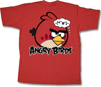 Angry Birds - Bonkers