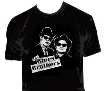 Blues Brothers - Black and White