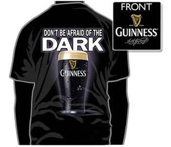 Guinness - Don't Be Afraid Of The Dark