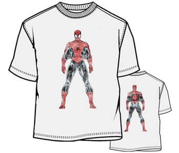 Spider-Man - Solo (White)