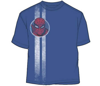 Spider-Man - Solo (Blue)