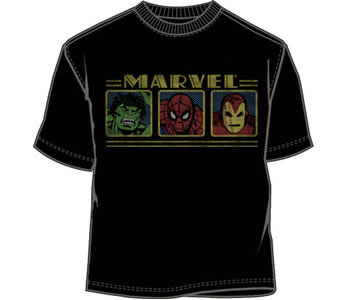 Marvel Comics - Marvel Team