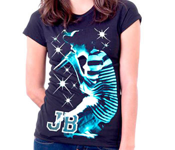 Justin Bieber - Live Sparkle (Youth Sizes)