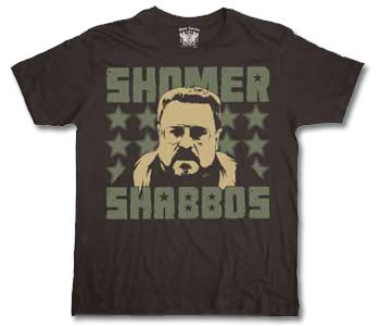 The Big Lebowski - Shomer Shabbos