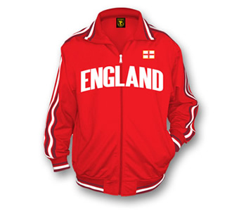 Soccer - World Cup England Jacket