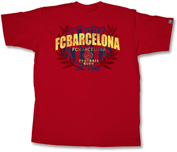 new concept 56436 c7851 Soccer T-shirts, Soccer- FC Barcelona Red at The Shirt Sale