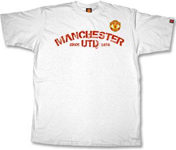 Soccer- Manchester United White e623179d0